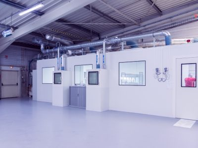 Texinov Salle Propre Dispositif Medical