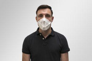 Masque FFP3 confortable TexiShield
