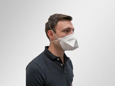Masque FFP3 Equipement de Protection Individuelle TexiShield