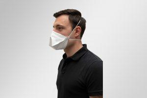Masque FFP3 Protection TexiShield